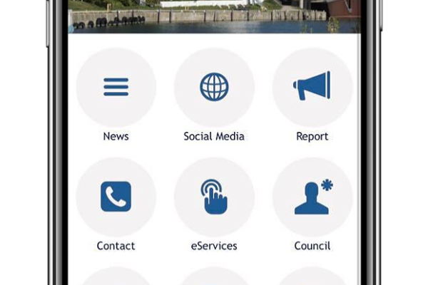 Municipality of Kincardine- Mobile App